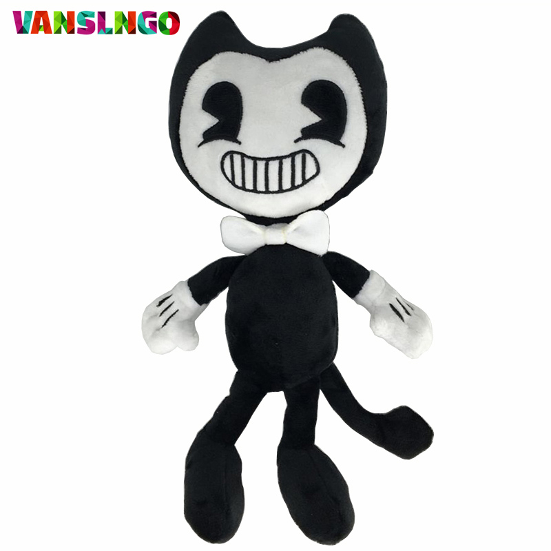 30cm Funny Bendy Plush Doll Soft Stuffed Animals Toys The ...