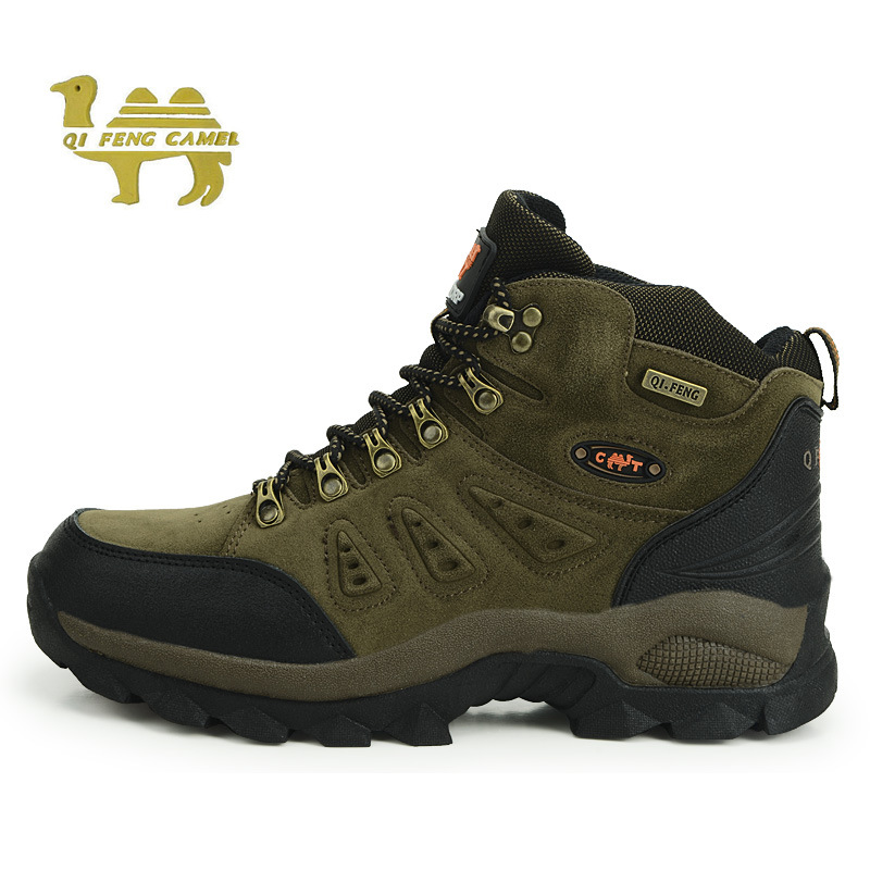 Original men's Outdoor Shoes Winter models Hiking Shoes sports sneakers free shipping original adidas men s hiking shoes m18502 outdoor sports sneakers free shipping