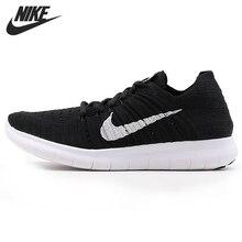 Original Nouvelle Arrivée 2017 NIKE LIVRAISON RN FLYKNIT Chaussures de Course des Femmes Sneakers(China (Mainland))