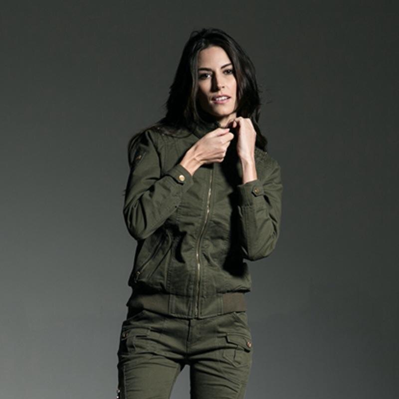 Autunno Fit Giubbotti New Abbigliamento Slim Delle Brand Moda Green Army Cappotto Cappotti Donna Gs Rivestimento Di E Inverno Boutique Del Donne 8228a Bomer 5FwqAzwZ