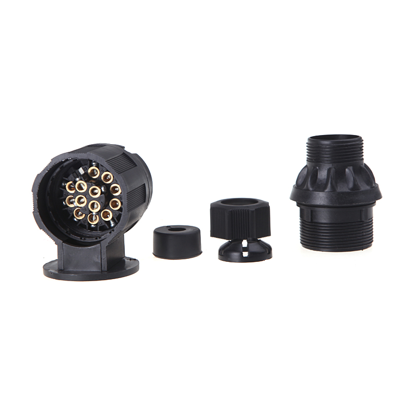 collectivedata.com 7 PIN TOWING ELECTRICS SOCKET ASSEMBLY 12N 12S ...