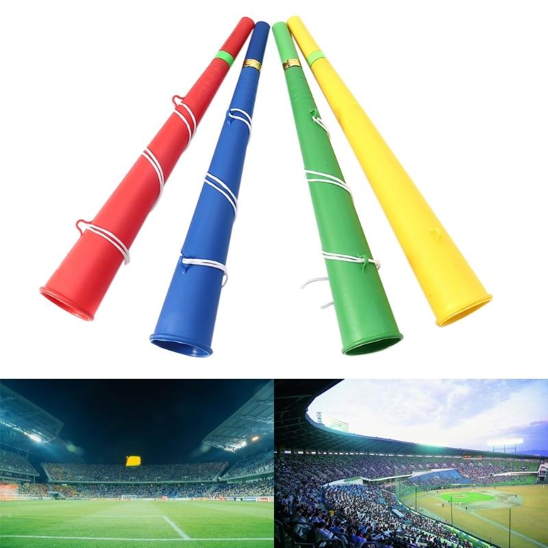 Fan Horns Cheerleading & Souvenirs Precise Plastic Football Stadium Cheer Fan Horns Soccer Ball Vuvuzela Cheerleading Kid Trumpet