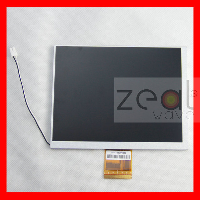 "7INCH 7"" CLAA070MA0ACW 800*600 LCD Display Screen Replacement Parts For Onda VI20W Tablet PC/MID"