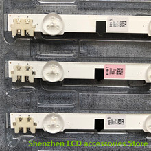 5 أجزاء/وحدة جديد UA32F4088AR CY HF320AGEV3H UE32F5000 UA32F4000AR LED قطاع D2GE 320SC0 R3 2013SVS32H 9 المصابيح 650 مللي متر