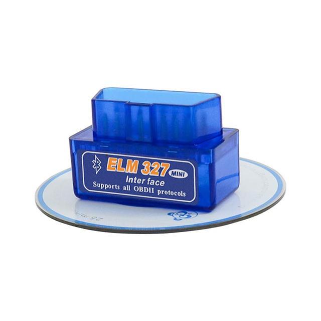2020 Mini OBD2 ELM327 Diagnostics Auto Scanner ELM 327 Bluetooth V2.1 OBD 2 Diagnostic Scanner For Auto OBD2 Code Reader