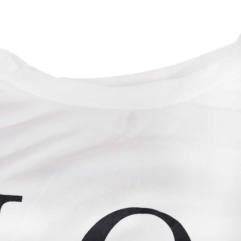 Laamei 夏 O ネックロング Tシャツドレスの女性の手紙プリントドレス半袖カジュアルルーズストリートサンドレスプラスサイズ S-5XL