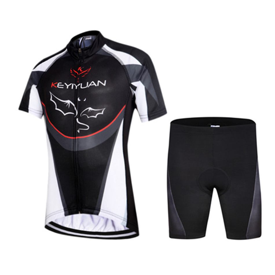 2016 children bat style summer summer cycling jersey