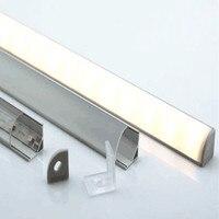5 15pcs/lot ,40inch 1m led aluminium profile for 10mm PCB board led corner channel for 5050 strip led bar light,YD 1002