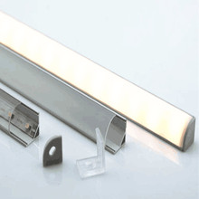 5-15pcs/lot ,40inch 1m led aluminium profile for 10mm PCB board led corner channel for 5050 strip led bar light,YD-1002