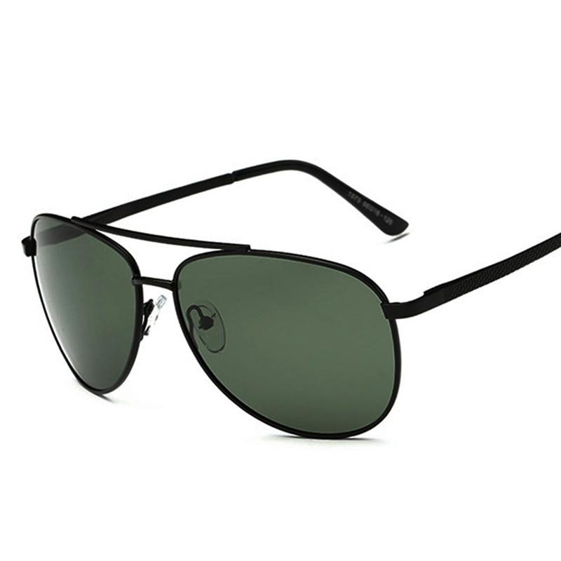d2e3e367b أزياء ماركة الرجال uv400 القيادة يستقطب طلاء الرجال سبيكة الذكور القيادة  نظارات الشمس نظارات للرجال 2017 نظارات