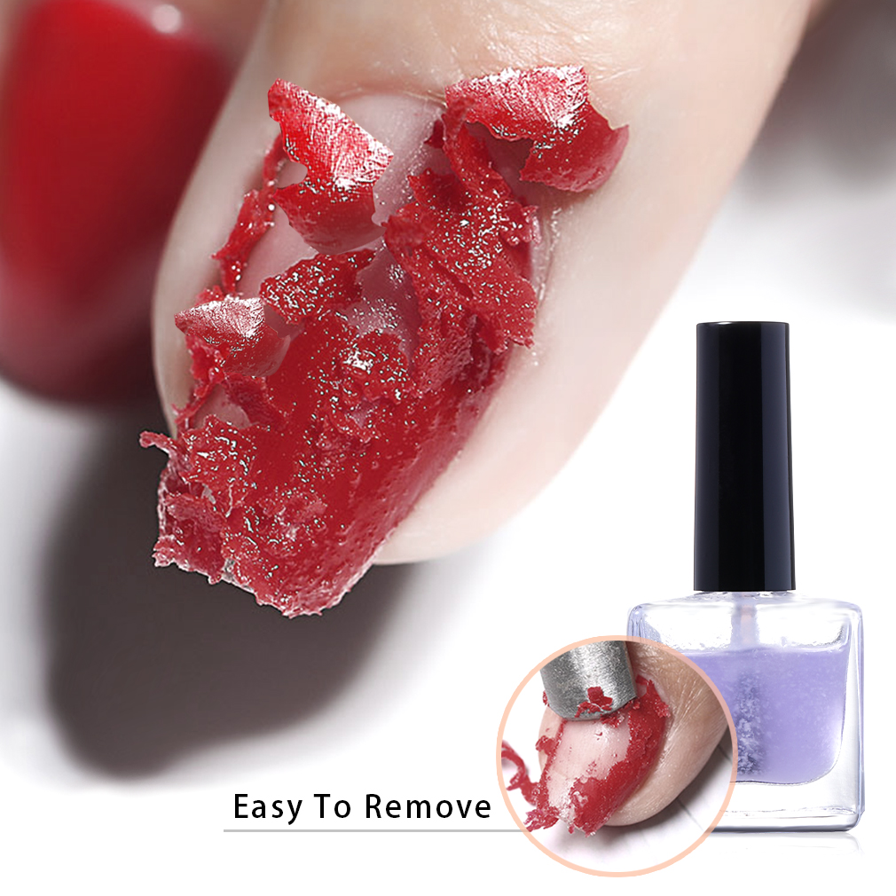 Elite99 Burst Remover Gel Nail Polish Remover Cleaner Nail UV Gel Degreaser Soak off Sticky Layer Manicure Tools 12ml Lacquer