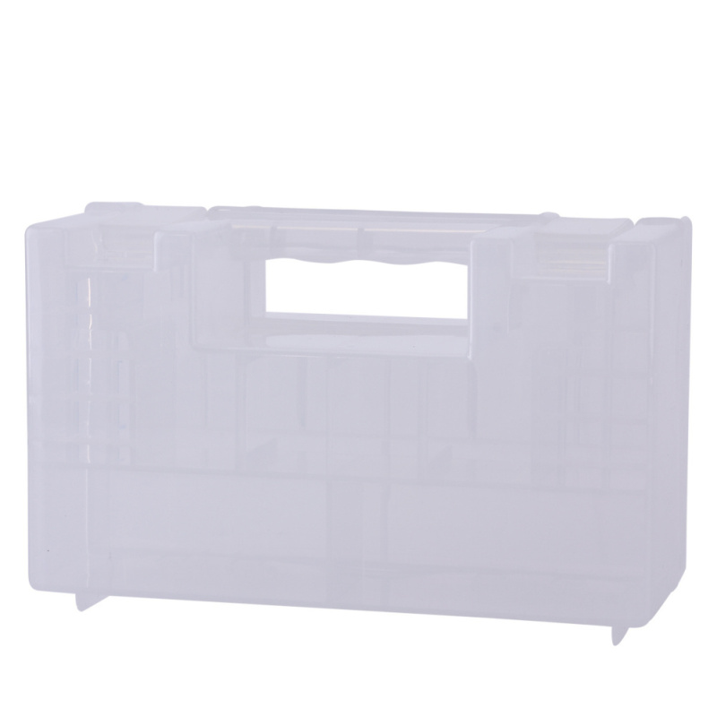 new large waterproof transparent hard plastic protective case cover holder storage box container. Black Bedroom Furniture Sets. Home Design Ideas