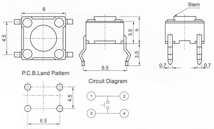 push button switch 2wire diagram illuminated push button timer