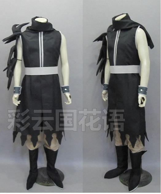 2016 Fairy Tail Gajeel Reitfox Cosplay Fairy Tail Cosplay Costume Any Size