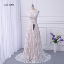 vinca sunny 2018 Bridal Boho Lace Wedding Dress 2018 Wedding Dresses Court Train vestidos de noiva robe de mariage Robe de Maria