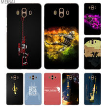 MEIBAI cs game Transparent cover case for Huawei Mate 7 8 9 10 20 Mate 10 20 lite Mate 20 pro 20x S cover(China)