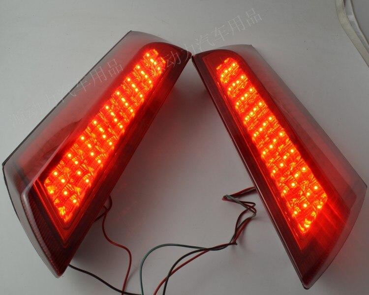 Сид работает свет, вертикальный свет хвост свет и стоп-сигнал комбинация для Форд ecosport 2013-15
