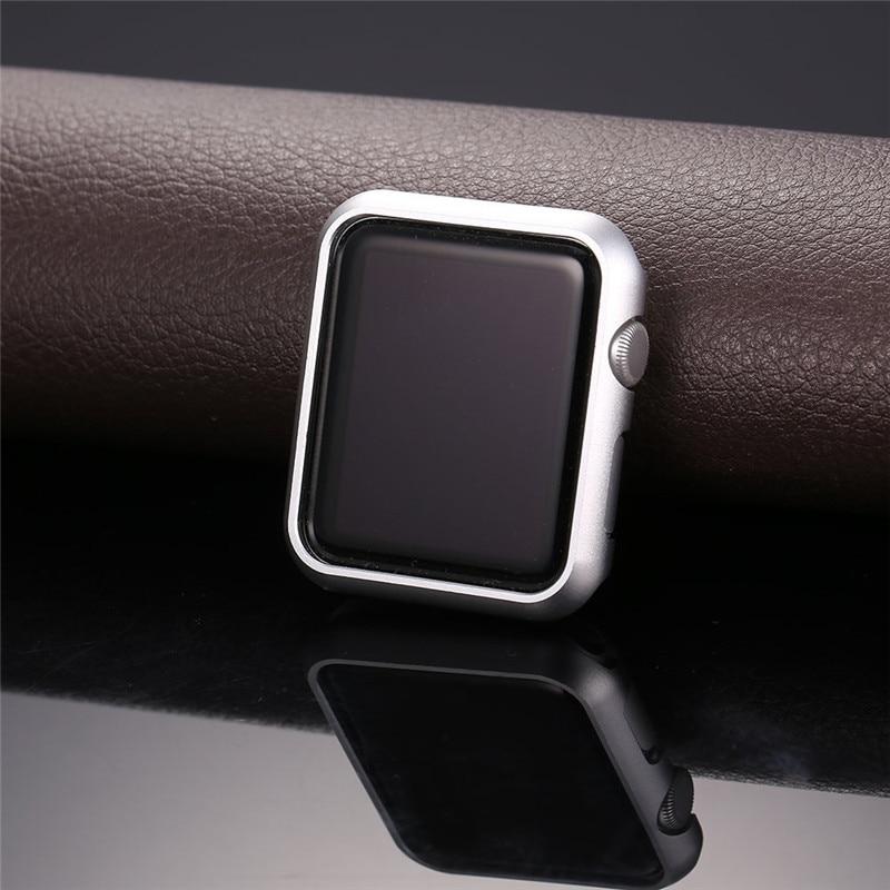 Klockor Bandtillbehör Fodral aluminium för Apple iWatch 38mm 42mm - Tillbehör klockor - Foto 6