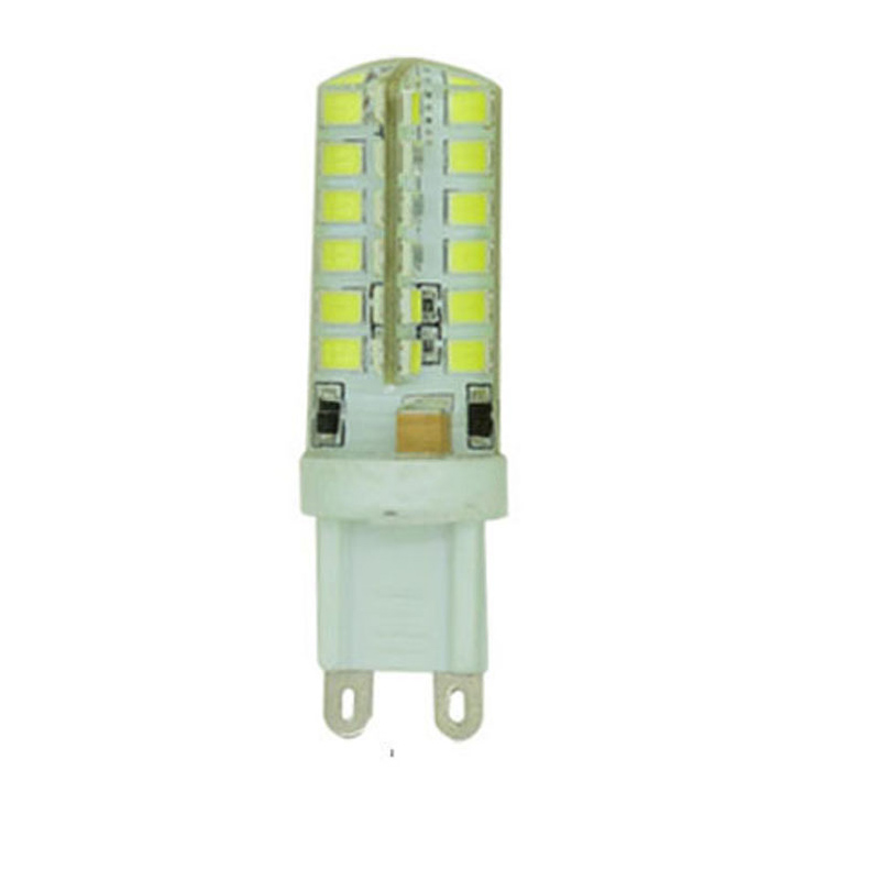 1pcs 7W 9W G4 LED Lamp AC 220V Bulb SMD 2835 Warm White White Light 360 Degree Angle LED Spotlight Bulb