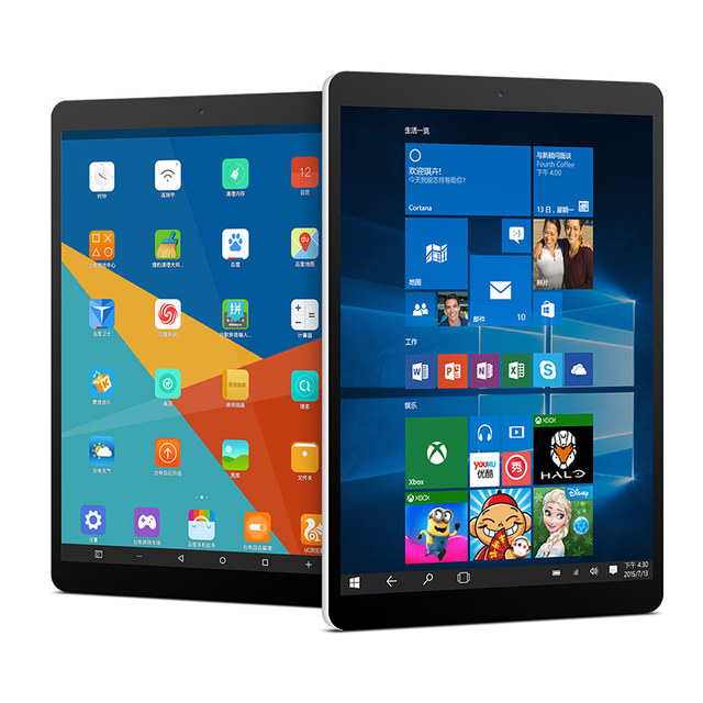 X89 kindow 7.5 polegada teclast e-book reader tablet windows 10 + Android 4.4 Intel Z3735F 2 GB RAM 32 GB ROM Dupla OS IPS 1440*1080