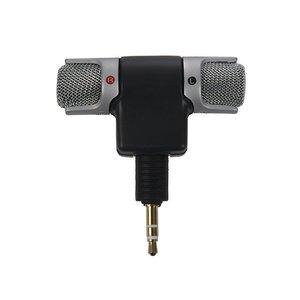 Micrófono estéreo Digital Mini micrófono portátil para grabadora, PC