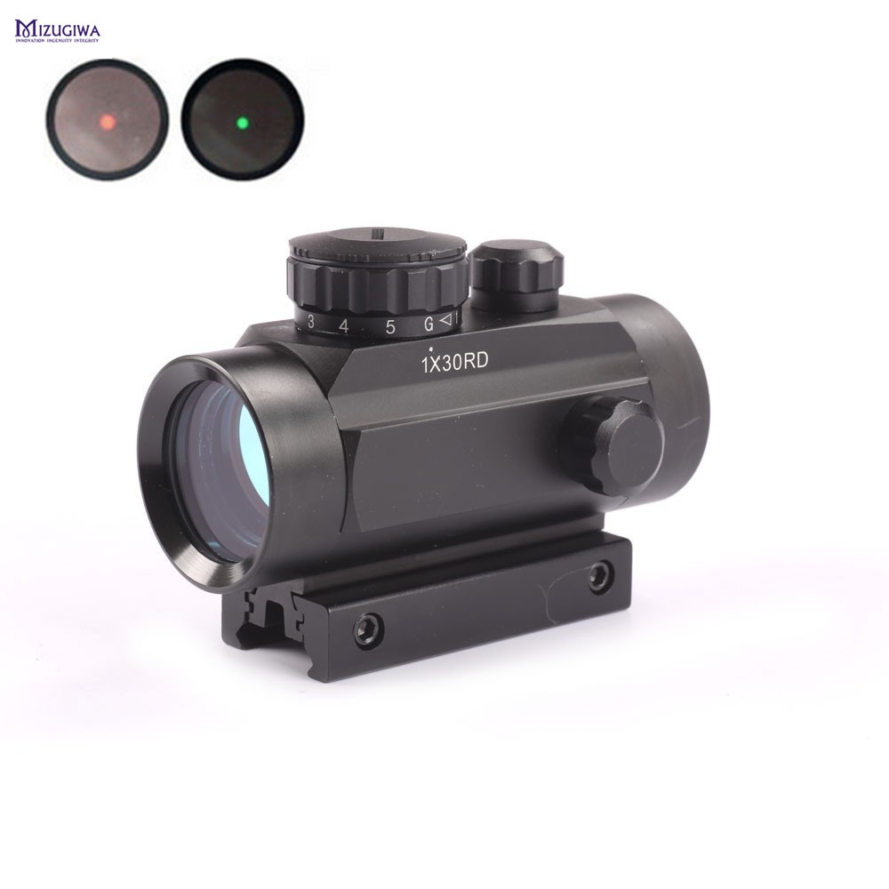 Tactical Holographic Sight Cross Hari Red Dot Sight Scope Riflescope with <font><b>11mm</b></font> 20mm Rail Mount Integral Picatinny For Airsoft