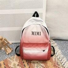 HIFAR Fashion Backpack Women Candy colors Back Pack Korean Ladies Knapsack Casual Travel Bags School Girls Classic Bagpack 2019