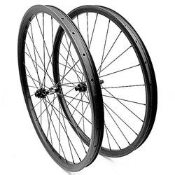 27.5er węgla mtb koła tarczowe proste pociągnięcie DT350S 110x15 148x12 centralny zamek zwiększyć 35x25mm bezdętkowe mtb hamulce tarczowe rower koła