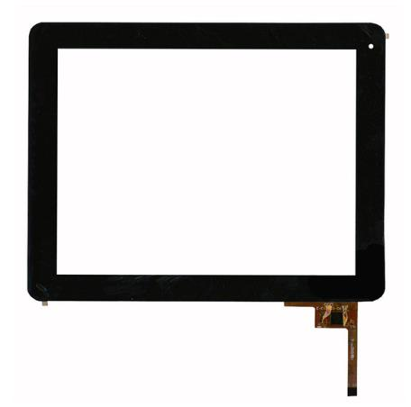 New For 9.7 DENVER TAD-97052 Tablet Capacitive touch screen touch panel digitizer glass Sensor Parts Free Shipping 2 pcs lot 3 8 male thread to 8mm elbow pneumatic connector fittings discount 50