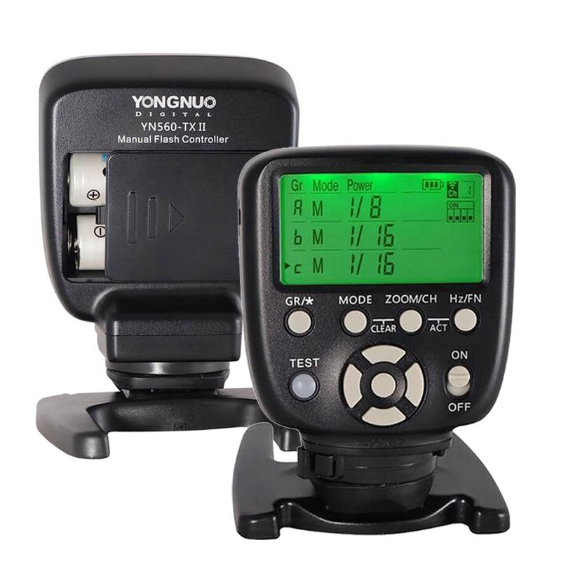 Yongnuo YN560-TX Wireless Flash Controller Trigger for YN560III Canon Speedlite
