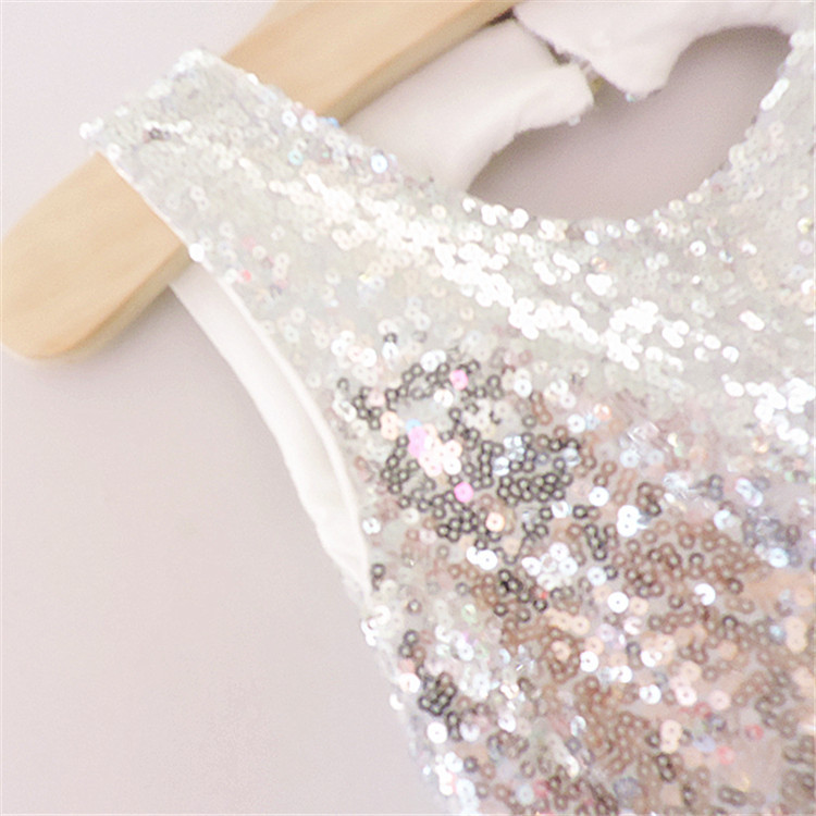 2016 new arrive silver sequin top tulle dress blue chiffon with butterfly  back heart princess wedding clothing wholesale-in Dresses from Mother    Kids on ... e2fd39afb6c9