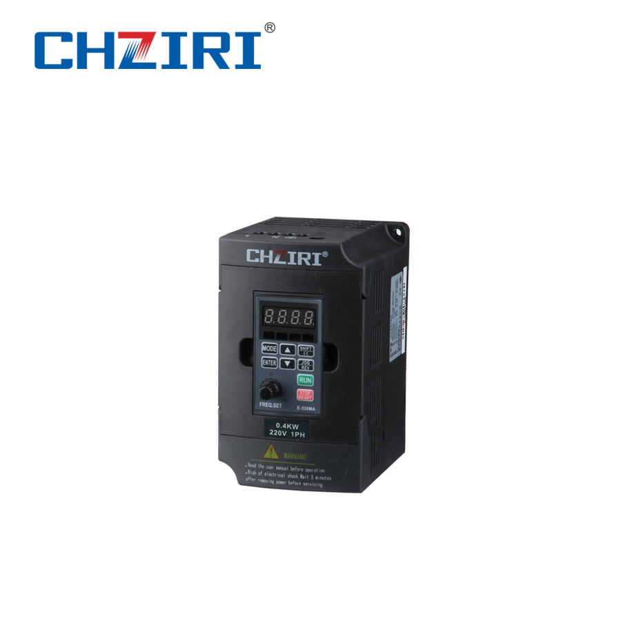 CNC Spindle motor speed control 220v 0.4kw Variable Drive VFD 1HP or 3HP Input Frequency inverter for VFD cnc spindle motor speed control 0 75kw 220v vfd drive cnc control 1000hz frequency inverter input 1ph or 3ph vfd inverter