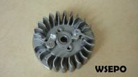 Top Quality! Flywheel for 45CC Universal Gasoline/Petrol 2 Stroke Small Chainsaw/Wood Spliter