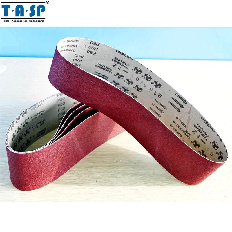 5 db 100x610 mm-es csiszolószalag 4