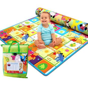 2 metry dwustronnie duża mata do zabawy dla niemowląt mata do zabawy dla niemowląt mata dla niemowląt mata dla niemowlęcia wodoodporna mata podłogowa dla dzieci wykładzina piknikowa PX05 tanie i dobre opinie nezababy Z pianki 200X180cm Unisex SOFT Edukacyjne Sport Bez muzyki PX05 Baby Play Mat Cała 0 5 cm 3 lat 8 lat 13-24 miesięcy
