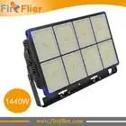 3pcs/lot Fireflier 1000W LED flood light 800W outdoor LED stadium sport lighting football soccer field court floodlight 25degree - 6