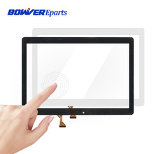 "A+ New For 10.1"" Ginzzu GT-1040 Tablet DP101166-F4 Touch Screen Panel Digitizer Glass Sensor replacement(China)"