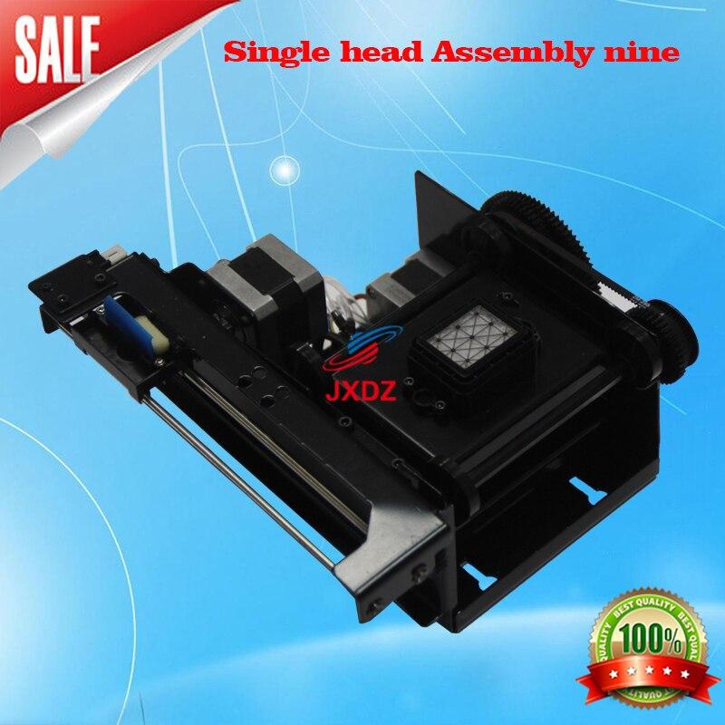 Best price!!yt-single head assembly nine single dx5 dx7 print head pump assembly