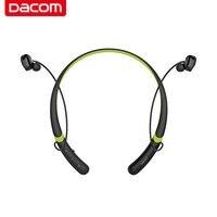 Dacom L02 Neckband IPX5 Waterproof Handsfree Stereo Sport Headset Wireless Bluetooth Earphone Headphone For Iphone LG