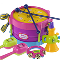 Baby hand drum music patted children early education quiz 1 0 to 6 and 12 months baby toys