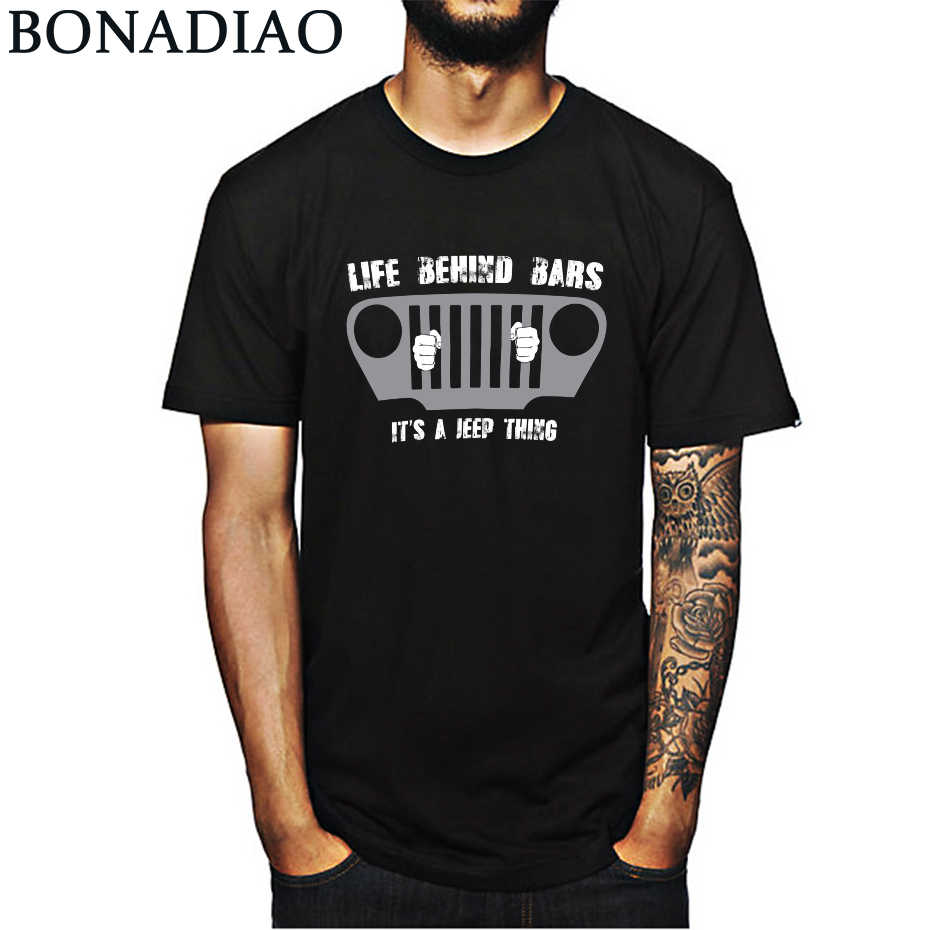 3e1bd1b5 Detail Feedback Questions about Funny Jeep Life T Shirt For Men 3D ...