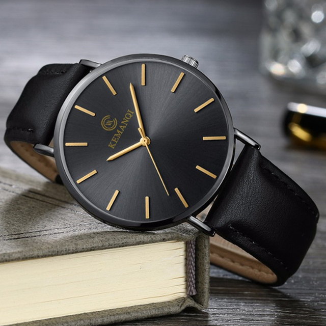 Relogio Masculino Mens Watches Top Brand Luxury Ultra-thin Wrist Watch Men Watch Men's Watch Clock erkek kol saati reloj hombre 1