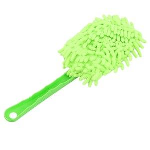 Image 3 - Punho plástico ultrafine pano de limpeza eletrostática adsorção carro poeira limpeza escova ferramentas lavagem do carro