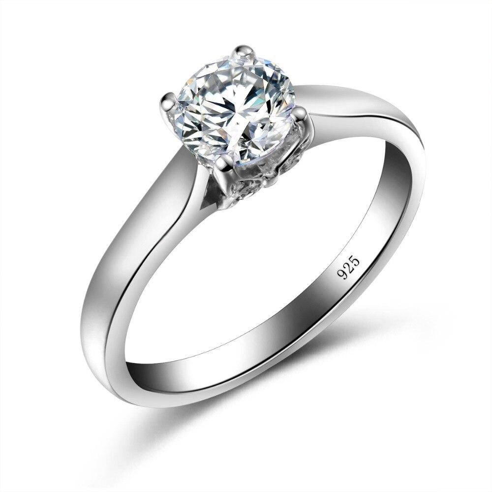 heart diamond ring butterfly wedding rings Heart Shaped Diamond Engagement Ring Set 14K Rose Gold Engagement Rings Natural Diamond Flower Rings