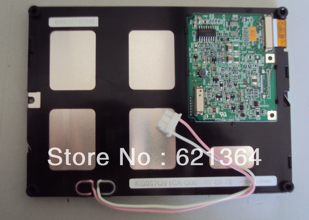 KG057QV1CA-G00  professional lcd screen sales  for industrial screenKG057QV1CA-G00  professional lcd screen sales  for industrial screen