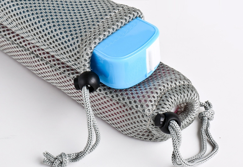 CBRL 100pcs/lot mesh cheap drawstring bag glasses bag 8.5*17cm gift pouch for gift golf phone jewelry watch bag packaging