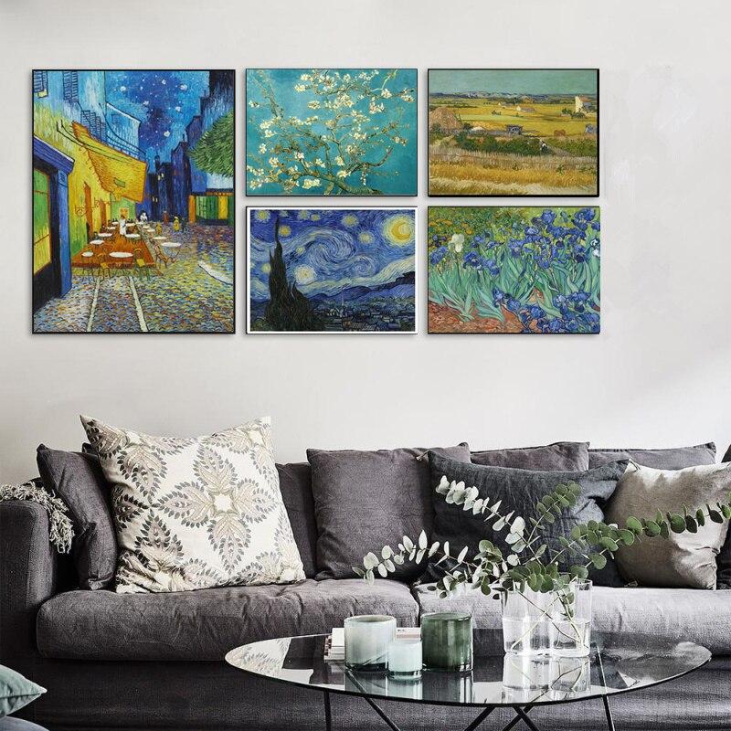 Online Get Cheap Van Gogh Beroemde Schilderijen -Aliexpress.com ...
