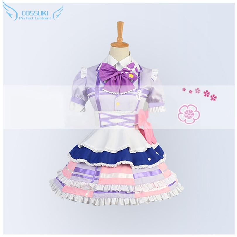 LoveLive! солнце! охара Mari платье Косплэй сценический костюм  представление одежда 5545540c537a0