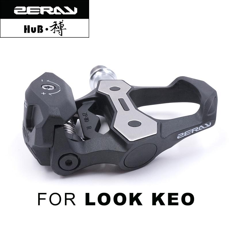 ZERAY 110 s Professionelle Look Keo Fahrrad Pedal mit klampe Radfahren Bike Pedal Clip Pedales Bicicleta Carbon Faser Rennrad pedal