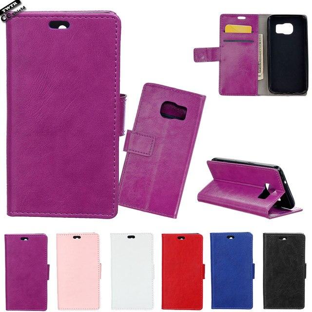Flip Case for Samsung Galaxy S7 S 7 Edge SM-G935 SM-G935F SM-G935FD SM-G935K Phone Leather Case For S7edge G935 G935F G935FD bag